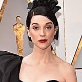 St. Vincent's Dress at the Oscars 2018