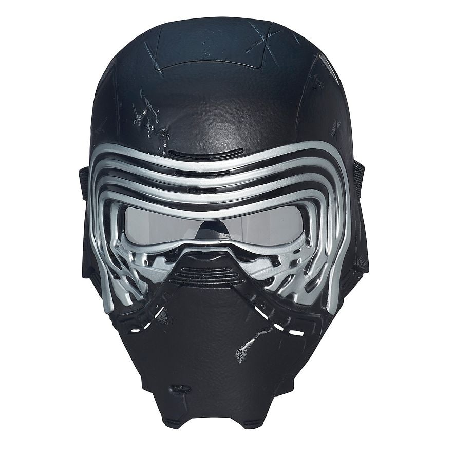 For 6-Year-Olds: Star Wars Episode VII — The Force Awakens Kylo Ren Electronic Voice Changer Mask