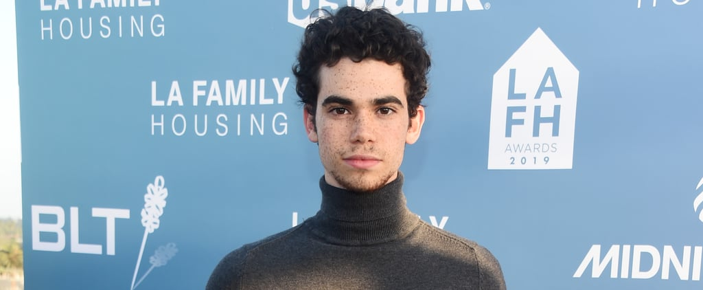 Celebrity Reactions to Cameron Boyce's Death