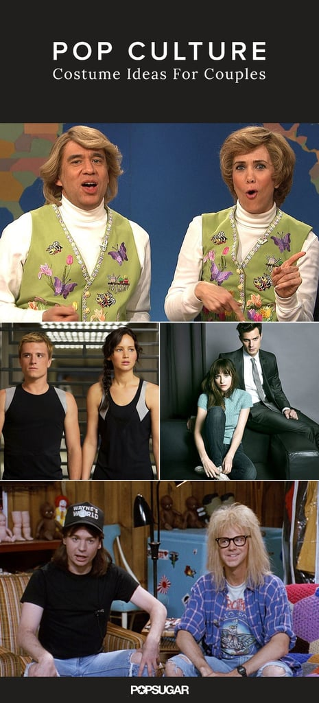 74 Pop Culture Halloween Costume Ideas For Couples