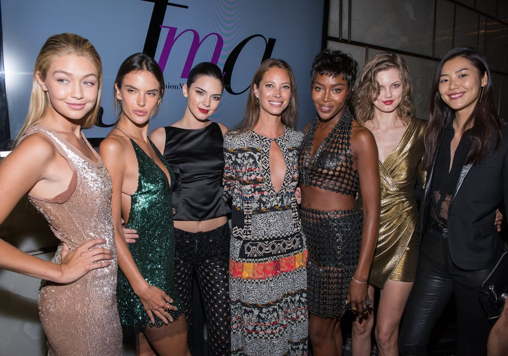 The '90s Supermodels Have Finally Passed the Torch