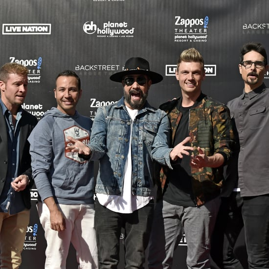 Backstreet Boys' Best Instagram Pictures