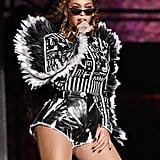 Beyonce Dark Hair 2019