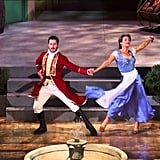 """Ginger and Val's Foxtrot to """"Belle"""" From Beauty and the Beast"""