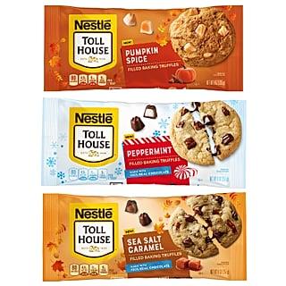 Nestlé's Sea Salt Caramel and Pumpkin Spice Baking Truffles Exist — See Ya Later, Summer