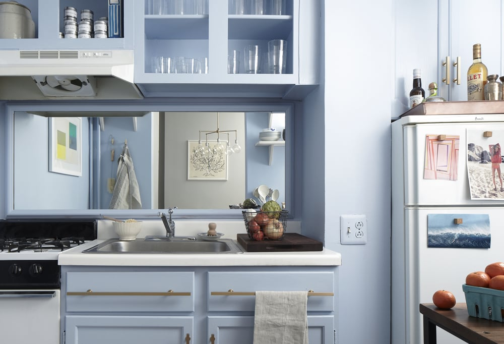This Affordable Kitchen Transformation Is Filled With DIYs