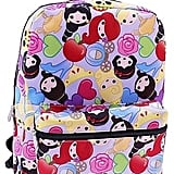 Princess Disney Emoji Backpack