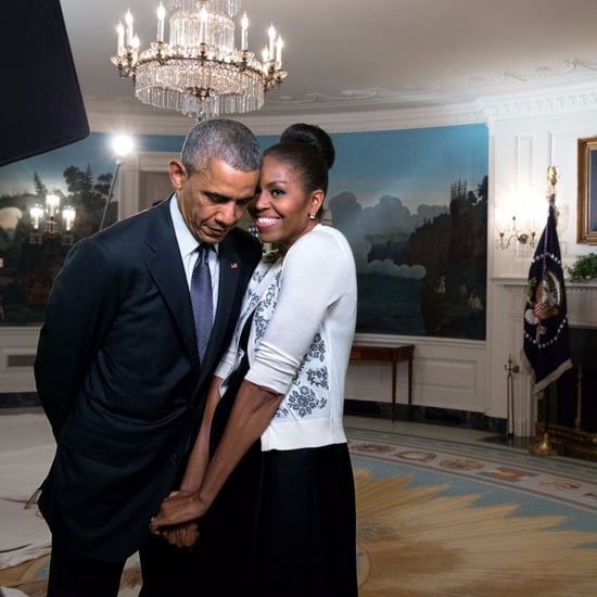 Barack and Michelle Obama's Valentine's Day Tweets 2017
