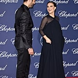 Natalie Portman Pregnant at Palm Springs Film Fest Pictures