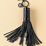 Rebecca Minkoff Power Tassel Bag Charm