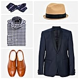 """Whether your invite reads """"black-tie"""" or """"casual,"""" POPSUGAR Shopping created the ultimate menswear wedding guest guide to help you look your best this wedding season."""