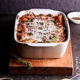 Vegetarian: Vegetarian Lasagna With Basil and Ricotta