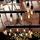 We'd Like One Of These Edison Globe Chandeliers In Our Place