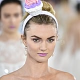 Wedding Cake Crowns Are the New Bridal Fashion Week Fad on the Runway
