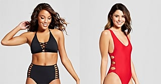 We Found the 19 Sexiest Swimsuits From Target, and Hot DAMN — We're Sweating