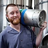 Brewmaster Kirk Hillyard was born and raised in Half Moon Bay.