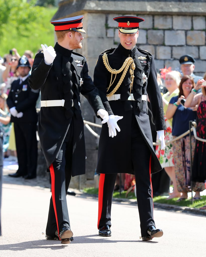 Prince Harry And Prince William Pictures Royal Wedding