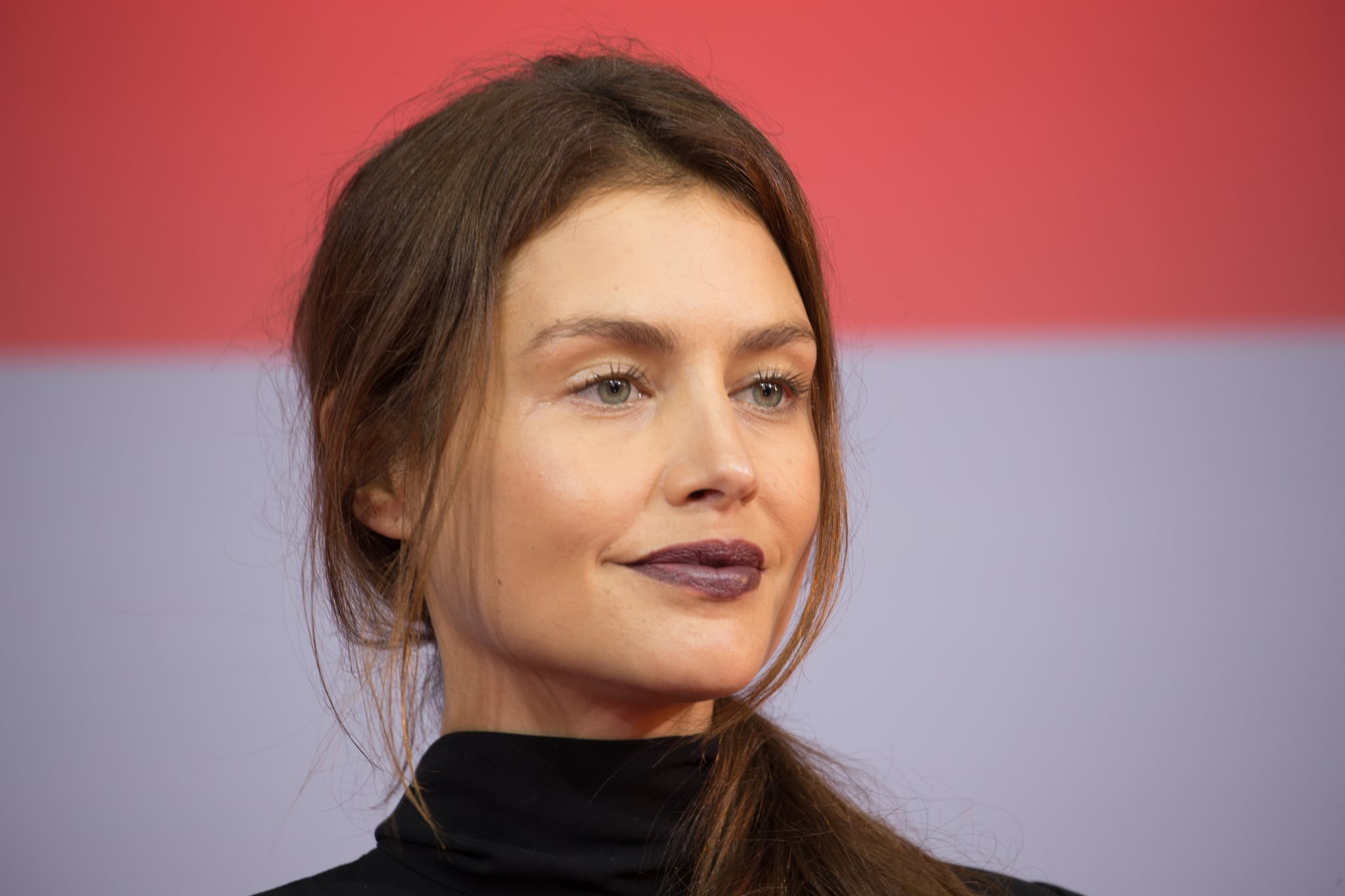 BERLIN, GERMANY - AUGUST 19:  Hannah Ware attends the 'Hitman - Agent 47' world premiere at CineStar on August 19, 2015 in Berlin, Germany.  (Photo by Luca Teuchmann/Getty Images)