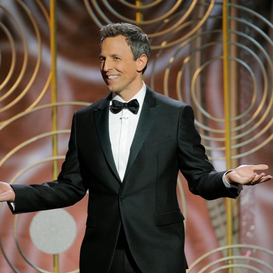 Seth Meyers Opening Monologue 2018 Golden Globes