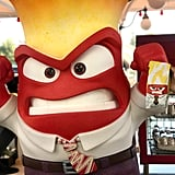 Don't miss the photo op with a very large, very mad Anger from Inside Out.