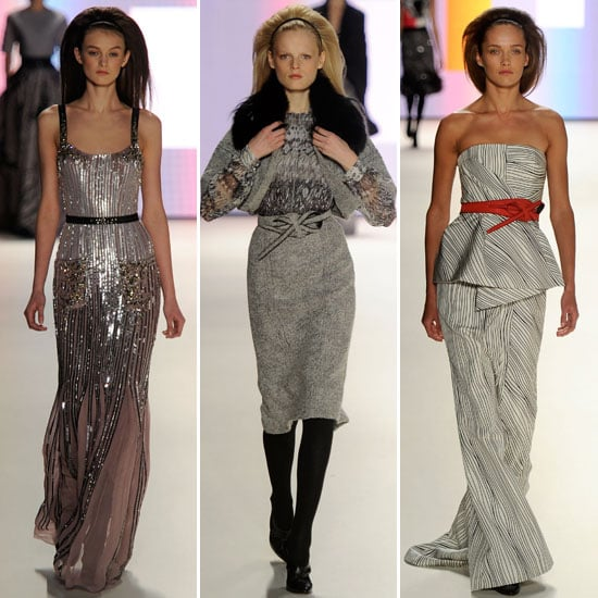 Review and Pictures of Carolina Herrera 2012 Fall New York Fashion Week Runway Show
