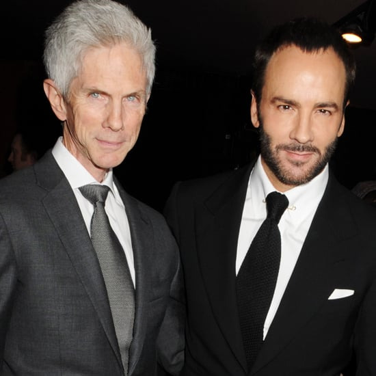 Tom Ford Welcomes First Son Alexander John Buckley Ford