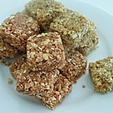 Packable Snackable: No-Bake Oatmeal Bites