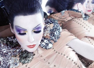 Daphne Guinness Has NARS Eye Shadow Named After Her 2010-07-02 13:00:43