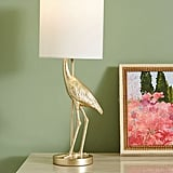 Get the Look: Flamingo Table Lamp
