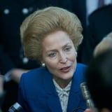 <div>Gillian Anderson Is the Latest Star to Weigh in on The Crown's Fictional Disclaimer Argument</div>