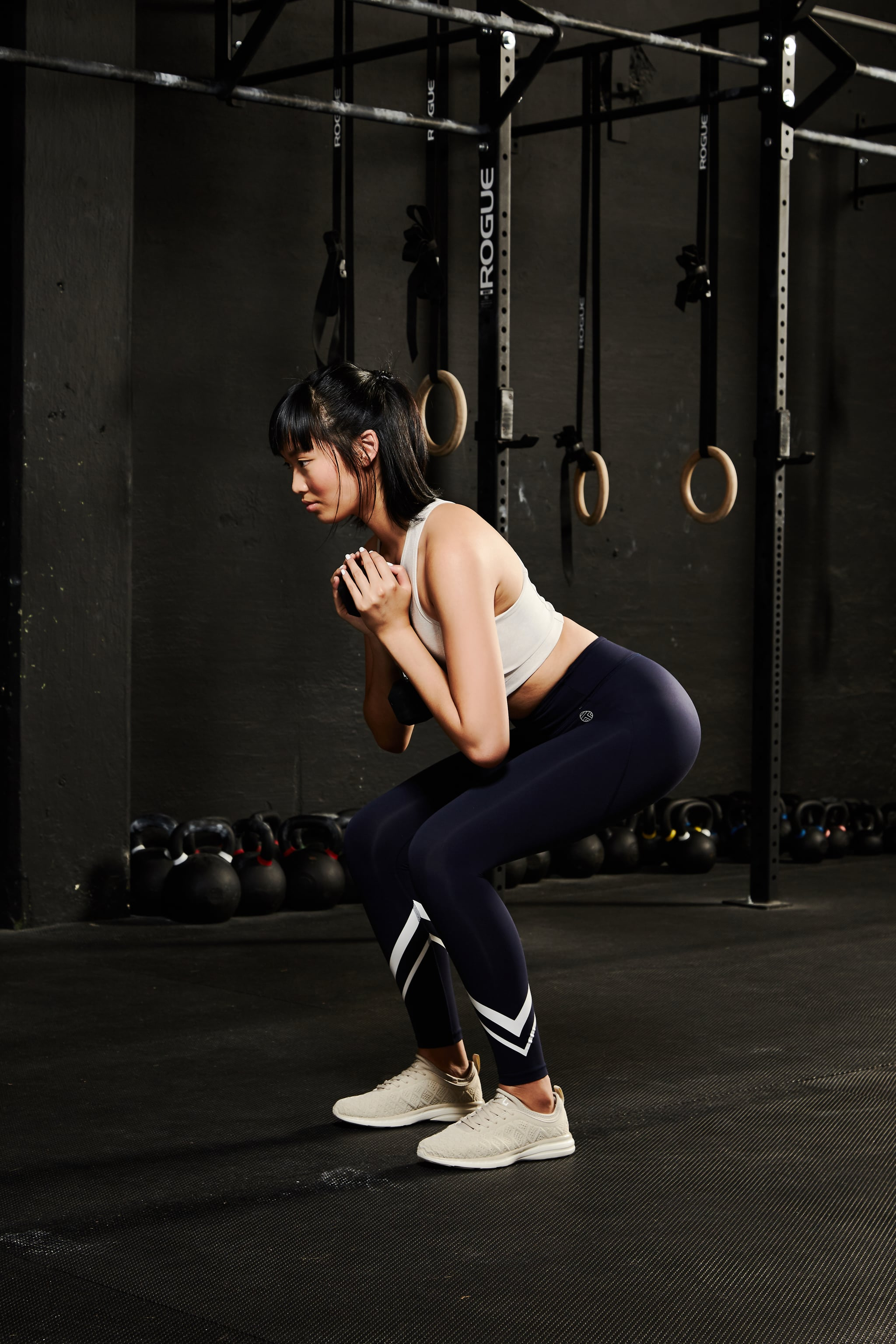A 30-Second Trick That Will Beef Up Your Squat Game and Help You Grow Your Bum