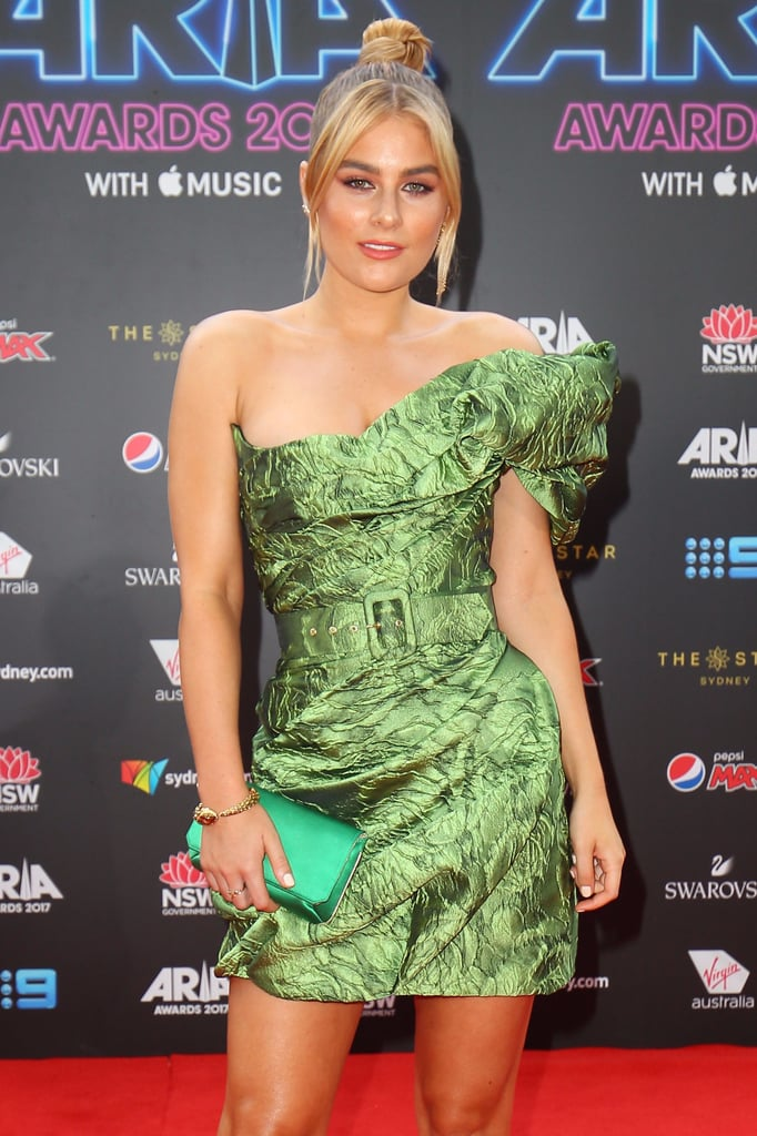 Carissa Walford 2017 ARIAs Outfit