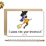 I Wanna Ride Your Broomstick ($5)
