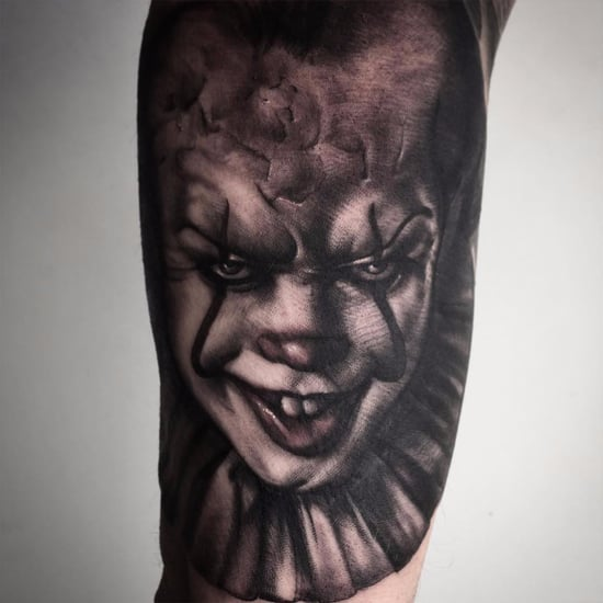 Stephen King Tattoos