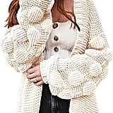 Ferbia Long Cardigan Sweater