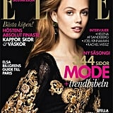 Elle Sweden September 2012