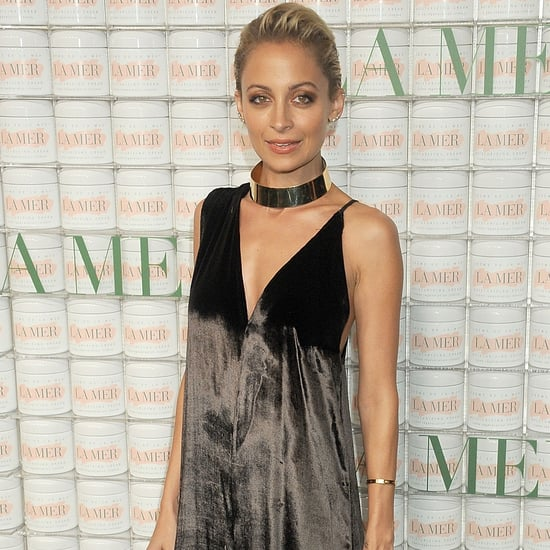 Nicole Richie as Jack Skellington For Halloween 2015