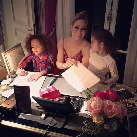 Mariah Carey's Family Christmas Pictures 2017