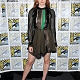 Sophie Turner at Comic-Con in 2015
