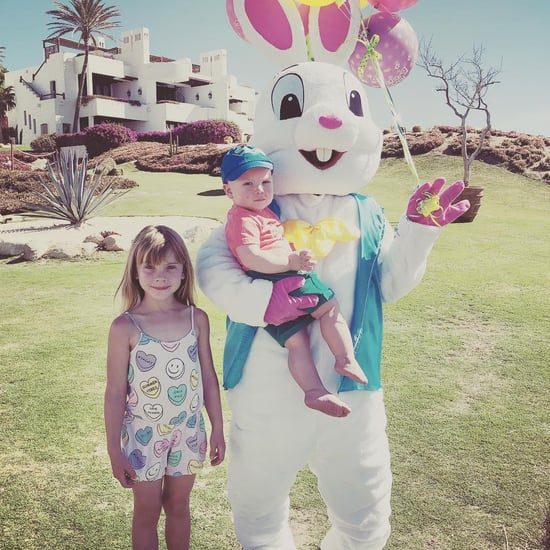 Celebrity Easter Instagram Pictures 2018