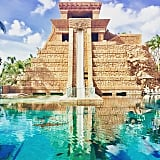 Stay at the Atlantis Paradise Island Resort in the Bahamas