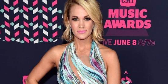 Carrie Underwood Didn't Host The CMT Awards, But Wore 3 Different Outfits Anyway