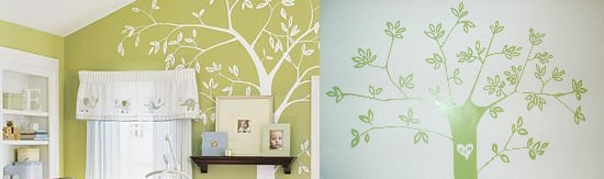 Painting Walls in a Nursery