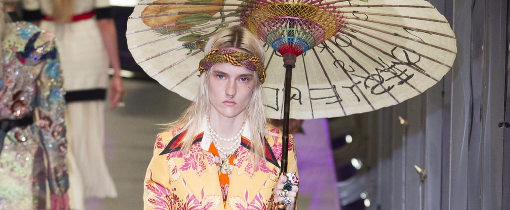 Gucci's Fall Collection Delivers a Wild, Diverse, Fantastical Future
