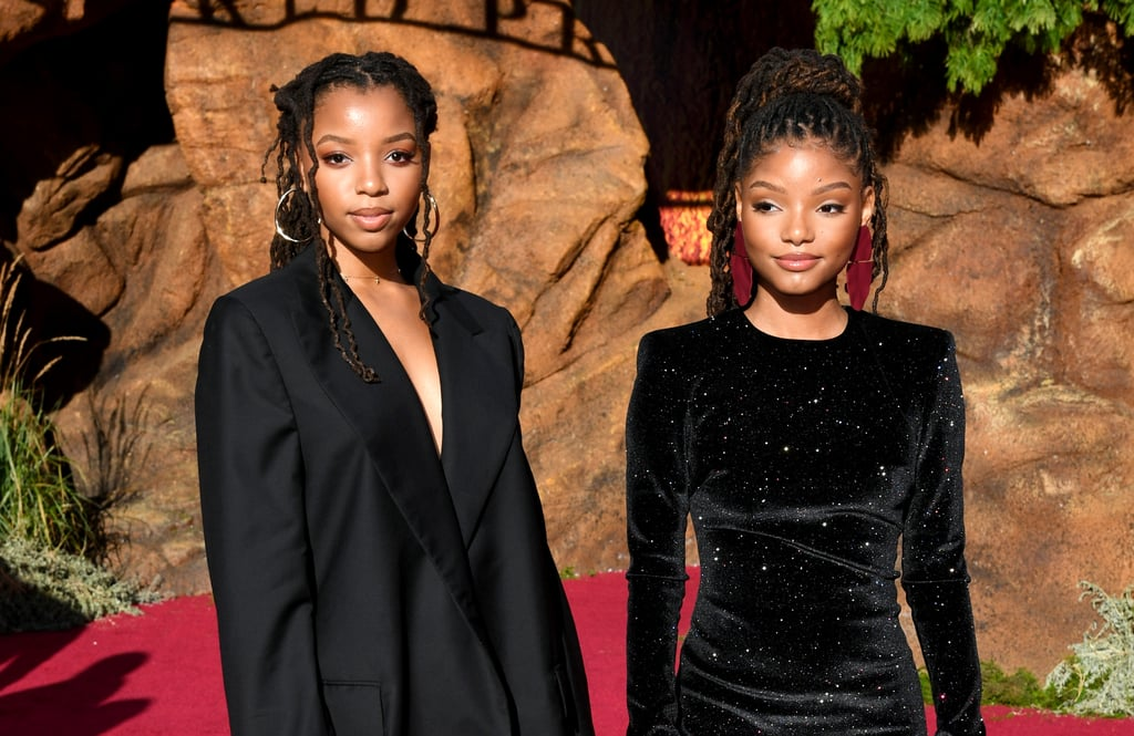 Chloe x Halle Bailey on Skin-Care and Self-Love: Interview
