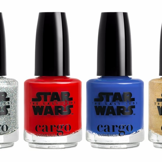 Cargo Launches Star Wars Nail Polish Kit