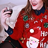 DIY (Not So) Ugly Christmas Sweater!