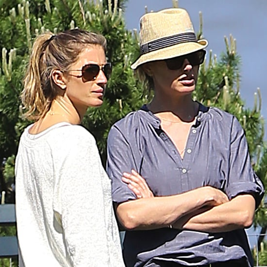 Gisele Bundchen and Tom Brady With Bridget Moynahan | Photos