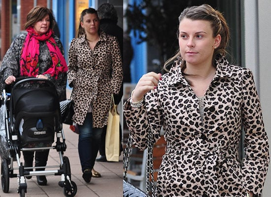 Photos of Coleen Rooney With Baby Kai