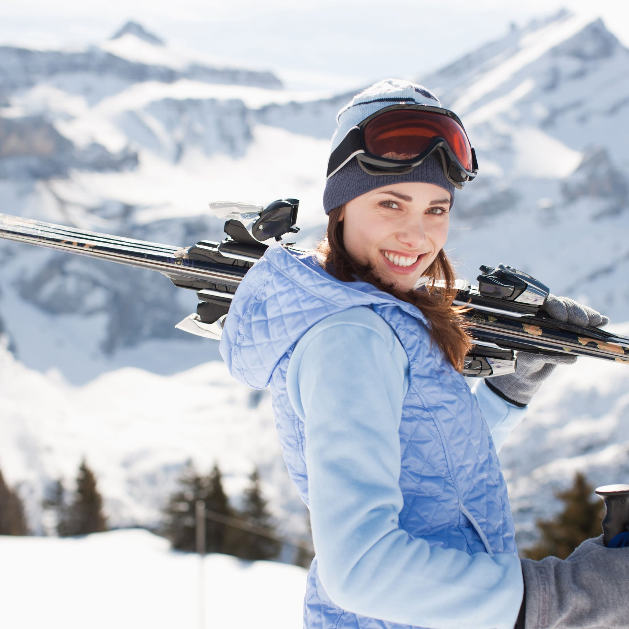 sneakers for cheap new release uk store Best Ski Clothes For Women | POPSUGAR Fitness
